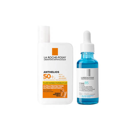 Hydrate & Protect - Hyaluronic Acid + SPF Duo