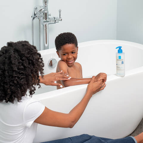 caring for the skin on your body