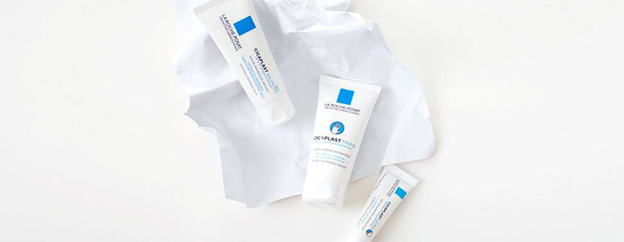 REPAIR YOUR SKIN'S MOISTURE BARRIER WITH CICAPLAST